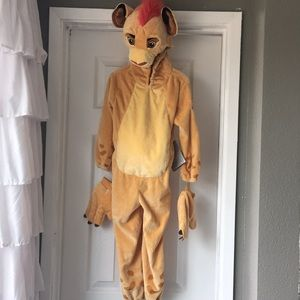 Disney Lion Guard Costume